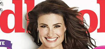 Idina Menzel: 'Men don't have to account for' time spent parenting like women do