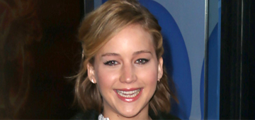 Jennifer Lawrence: 'I'm just an actress. People need to stop being a-holes'