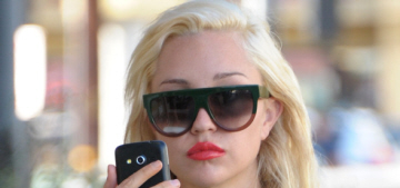 Amanda Bynes threatens to kill her father, then claims she was just kidding