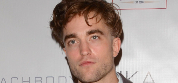 Robert Pattinson is 'smothering' FKA Twigs with his sparkly, serious love