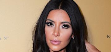 Anna Wintour basically said that Kim Kardashian is deeply tasteless, right?