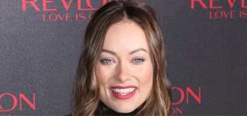 Olivia Wilde: 'You can't be a good mother unless you really love yourself'