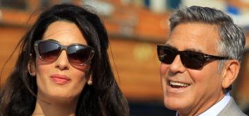 George Clooney 'only had eyes for Amal' when they dined with Stella McCartney