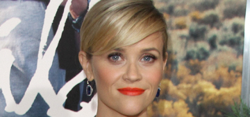Reese Witherspoon in Zac Posen at the LA 'Wild' premiere: lovely or blah?