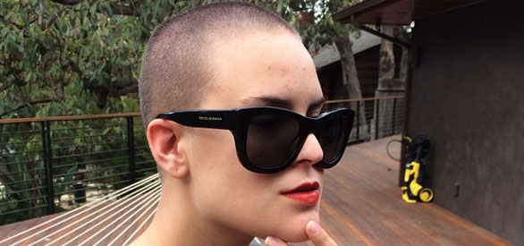 Tallulah Willis shaves head: 'I had people when I was 13 telling me how ugly I was'