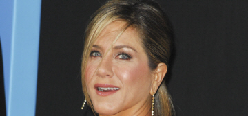 Jennifer Aniston in Zuhair Murad at the 'HB2′ LA premiere: dated or adorable?