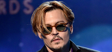 Johnny Depp 'doesn't give a f-' about his recent box office failures