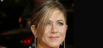 Jennifer Aniston was snubbed for a Spirit Award nomination for 'Cake': LOL?