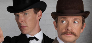 The BBC releases a nonsensical new 'Sherlock' image: what is happening?!