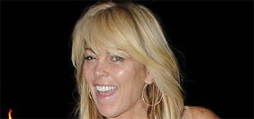 Dina Lohan drunkenly claims that Michael Lohan didn't really get married