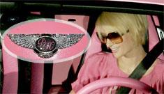 Paris Hilton orders $282k worth of diamonds for her Bentley's dashboard