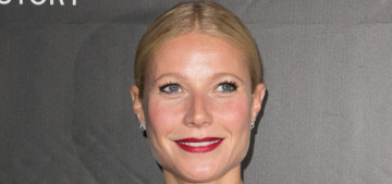 Gwyneth Paltrow & Chris Martin basically have a no-strings open marriage now