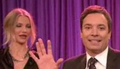 """Cameron Diaz Jimmy Fallon dance off"" morning links"