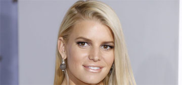 Jessica Simpson is shopping a reality show about her life: sweet or dumb idea?