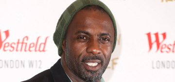 Idris Elba says he's not 'Mr. Cool' & his fame makes him 'paranoid'