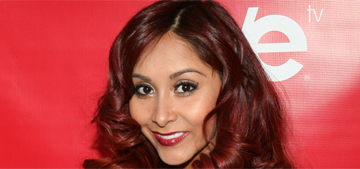 Snooki & Jionni LaValle married in a Gatsby-themed wedding