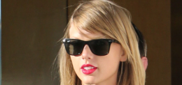 Taylor Swift might be starting something with The 1975′s Matt Healy: cute?