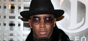 P. Diddy misses Cameron Diaz, 'the sexiest girl in the world': sweet or rude?