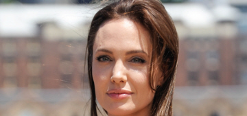 Angelina Jolie's driver got into a bad accident in LA last night: is she okay?