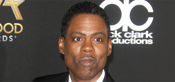 Chris Rock has interesting thoughts on class inequality & race relations
