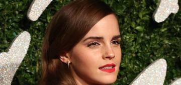 Emma Watson in Misha Nonoo & Dior at the BFAs: mismatched or stunning?