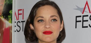 NYCC awards announced: Marion Cotillard stole Jennifer Aniston's thunder!