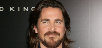 Christian Bale on losing an Oscar to McConaughey: 'I was all good with it'