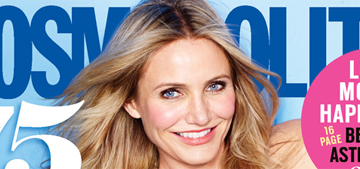 Cameron Diaz: 'We girls sometimes pick the same guy over & over again'