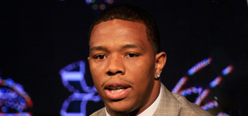 Ray Rice: 'Our one bad night, it just happened to be on video…'