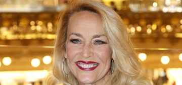 Jerry Hall: Plastic surgery is 'idiotic, you're killing a lot of braincells'
