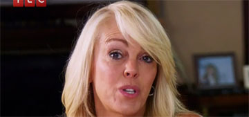 Dina Lohan was a diva on Millionaire Matchmaker, but Larry Birkhead was sweet