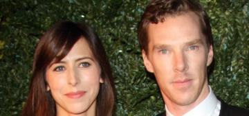 Benedict Cumberbatch was declared Tumblr's 'Most reblogged actor of 2014′