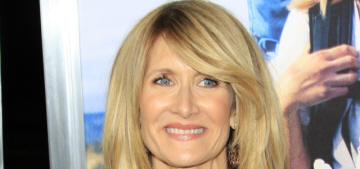 Laura Dern: 'The great love of our life is often a parent or grandparent'
