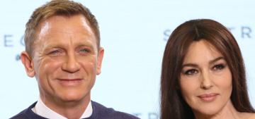 James Bond will have an age-appropriate Bond Girl in the new film, 'Spectre'