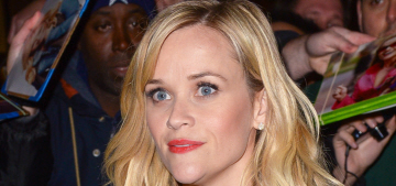 Star: Reese Witherspoon got hammered at a daytime charity luncheon