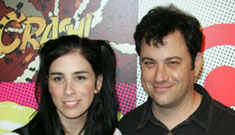 Jimmy Kimmel's kids want him to marry Sarah Silverman