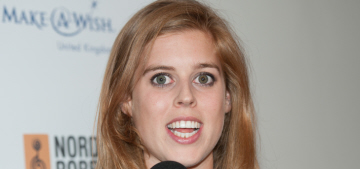 Princess Beatrice's salary revealed in Sony hack: she makes $30,300 a year?