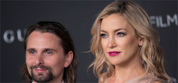 Kate Hudson and Matt Bellamy split: 'they've been separated for some time'