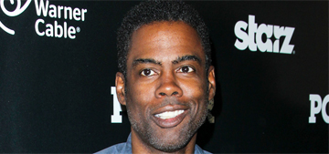 Chris Rock: 'Tupac might be the bad, dark skinned boyfriend in a Tyler Perry movie'