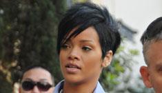 CSI-type analysis of crime scene in Rihanna attack
