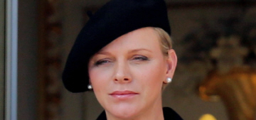 Princess Charlene of Monaco gave birth to her twins, a boy & a girl (updates)