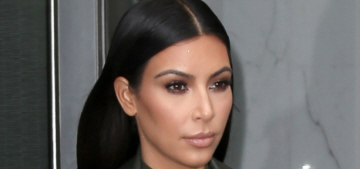Kim Kardashian: God punished me for my hotness by making me gain weight