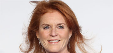 Sarah Ferguson lost 42 lbs: 'I used to be so angry, I was drowning in eating'