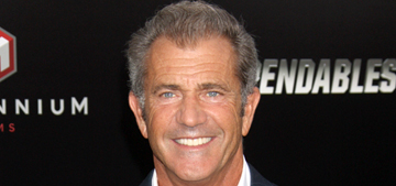 Enquirer: Mel Gibson is after Katie Holmes, he thinks she's 'real wife material'