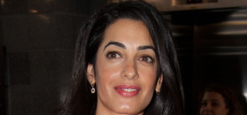 Amal Clooney is Barbara Walters' Most Fascinating Person of 2014: yay or nay?
