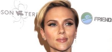 Scarlett Johansson doesn't know how to be seductive: 'I never put on a sexy face'