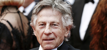 Roman Polanski wants his rape case dismissed so he can film a movie