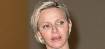 Princess Charlene is in love with her 'magical, beautiful, adorable' babies