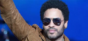 Lenny Kravitz: 'I personally think women should be running the world'