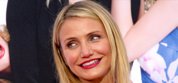 Us: Cameron Diaz is engaged to Benji Madden after 7 months of dating